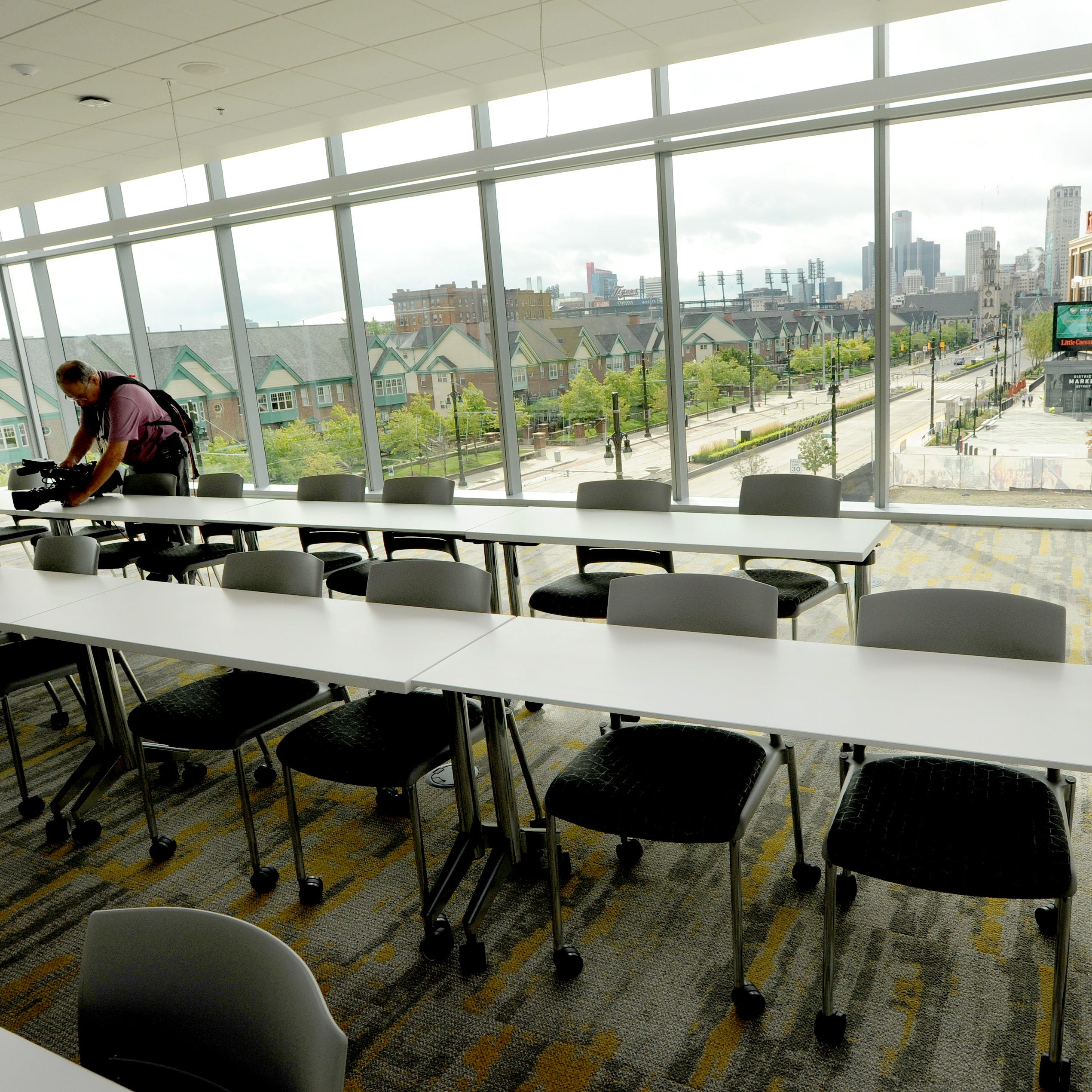 A look at Wayne State's Mike Ilitch School of Business