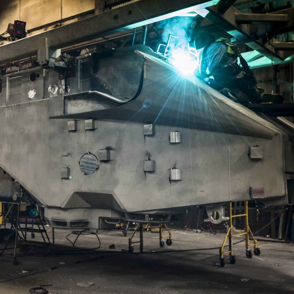 Plymouth manufacturer wins $475M Army contract