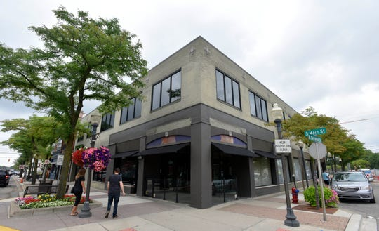 The former location of the Andiamo restaurant in Royal Oak.