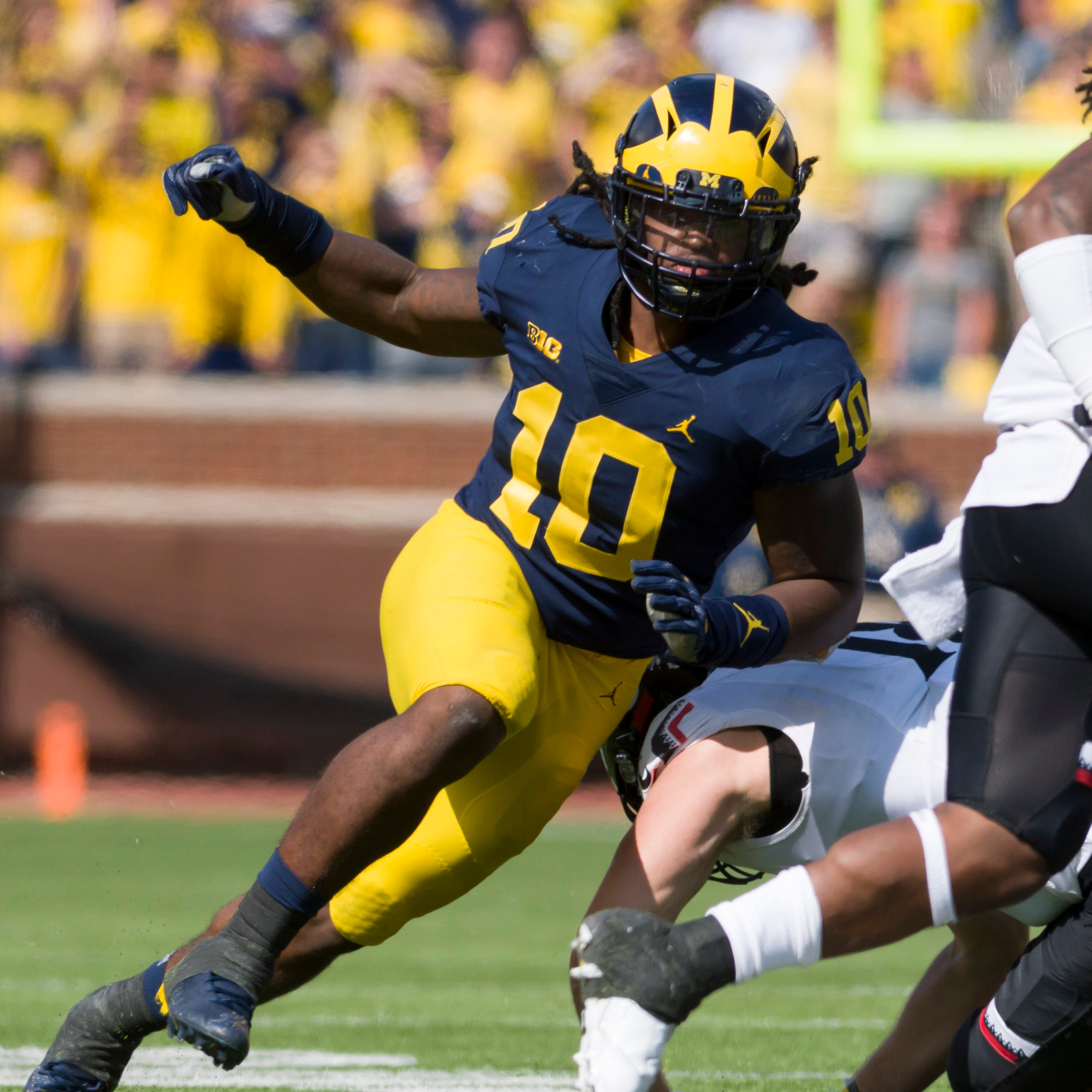 UM's Bush, Gary named to AP Preseason All-America team