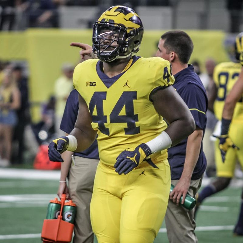 DL Deron Irving-Bey transfers from Michigan to Central Michigan