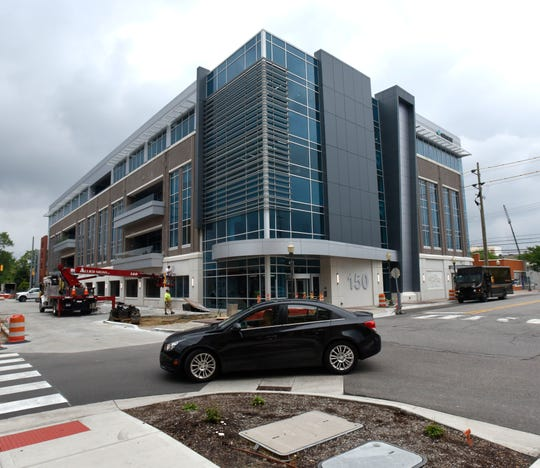 A new building at 150 W. Second St. at S. Center St. in Royal Oak.