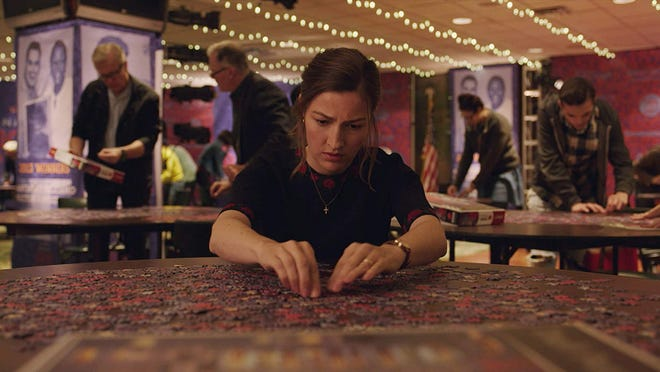 "Kelly Macdonald in ""Puzzle."""