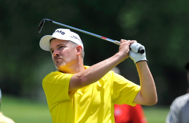 Grandville's Tom Werkmeister has qualified for this week's Champions Tour event.