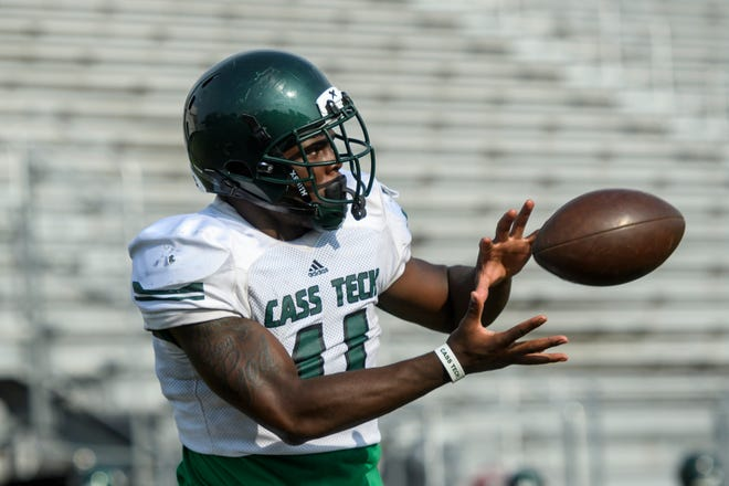 Running back Lew Nichols, a Central Michigan commit, will look to help lead Detroit Cass Tech to the Division I state title game for the third time in four years.