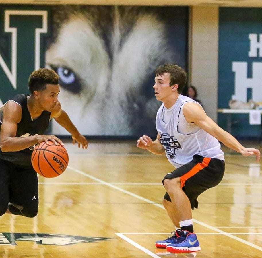 Five years later, Pocket City Basketball fall league still providing exposure and experience