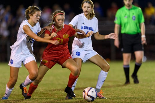 18 Girls Soccer Mater Dei Vs Memorial