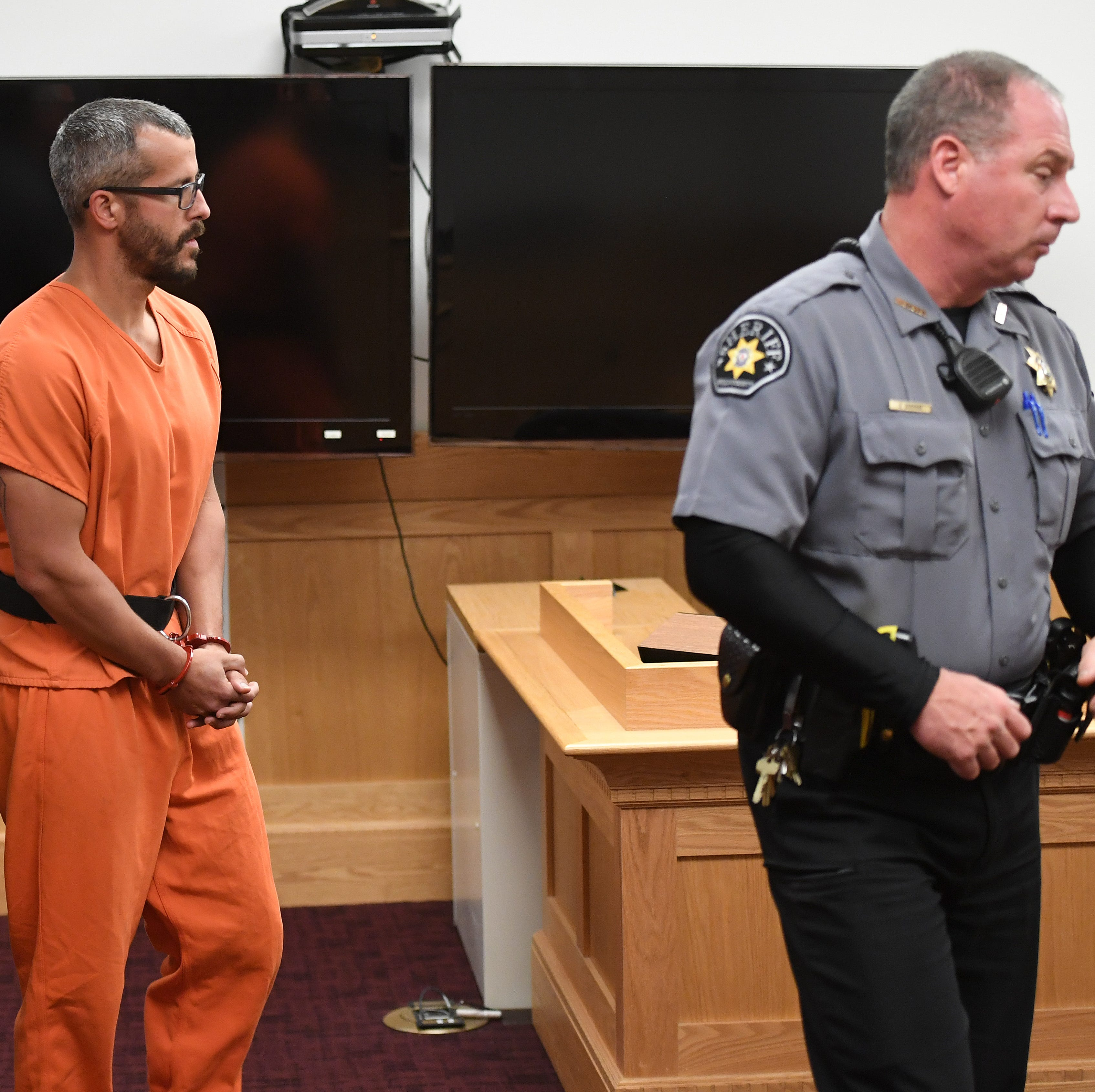 Christopher Watts case: Weld DA requests footprints to compare to evidence found near bodies