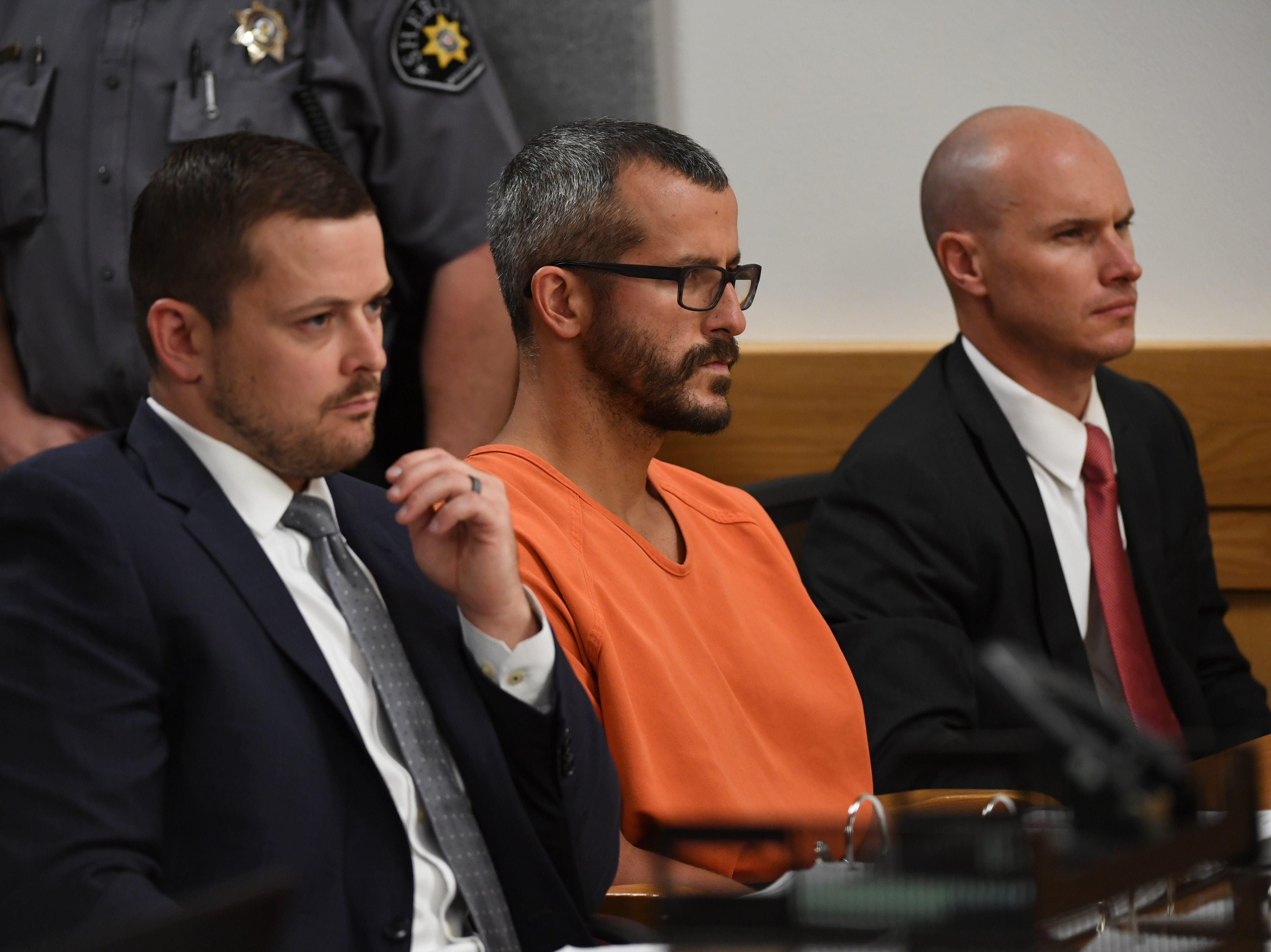 Christopher Watts murder sentencing: Here's what we know