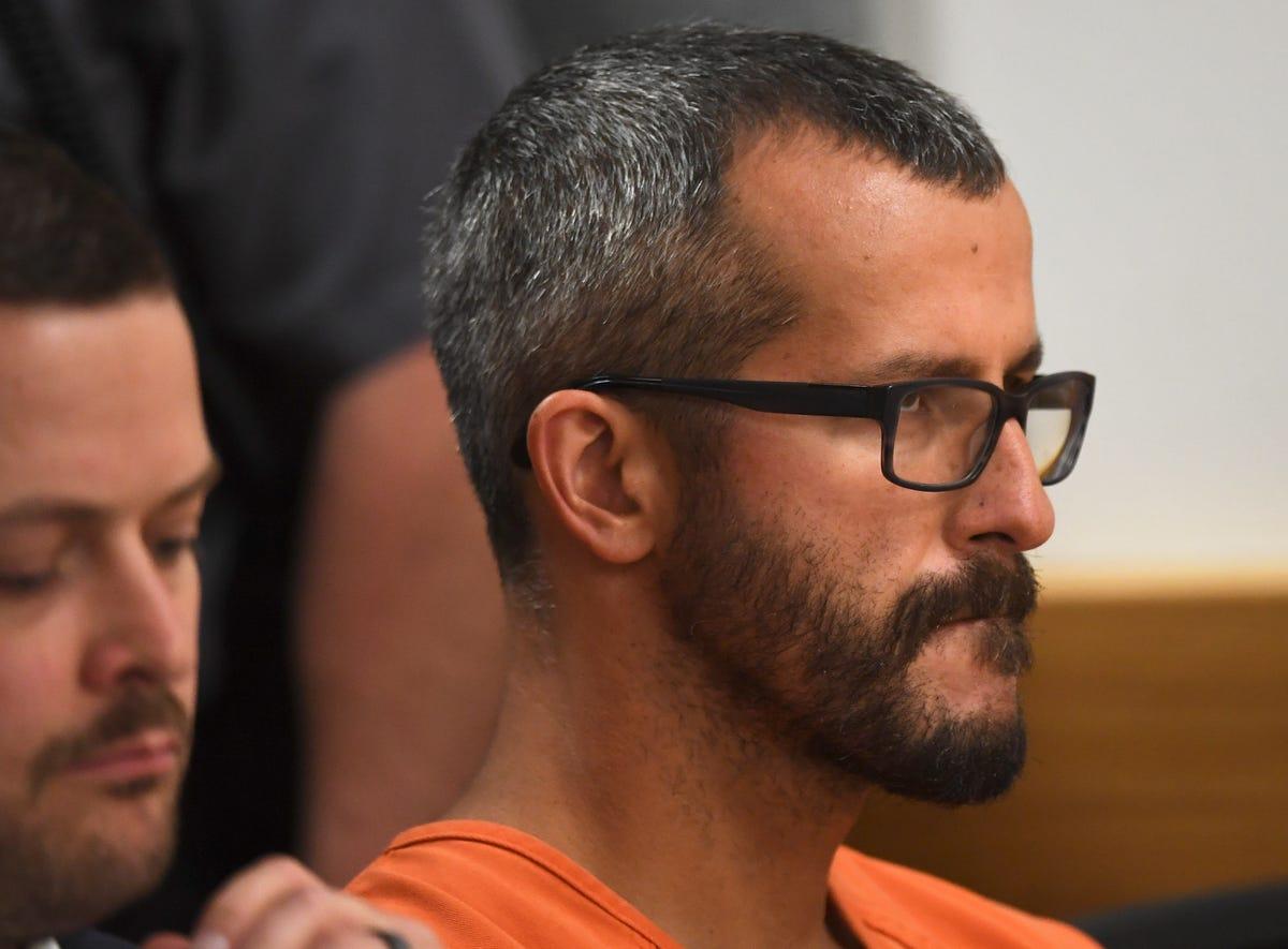 Chris Watts case: Colorado dad sentenced to 3 consecutive life terms