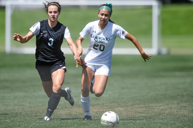 CSU's women's soccer team will play home games at 4 p.m. Thursday against Northern Colorado and noon Sunday vs.  Northern Iowa. The Rams are 0-0-2.