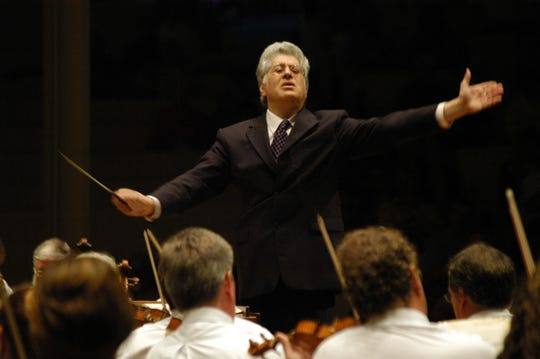 Conductor Paul Nadler