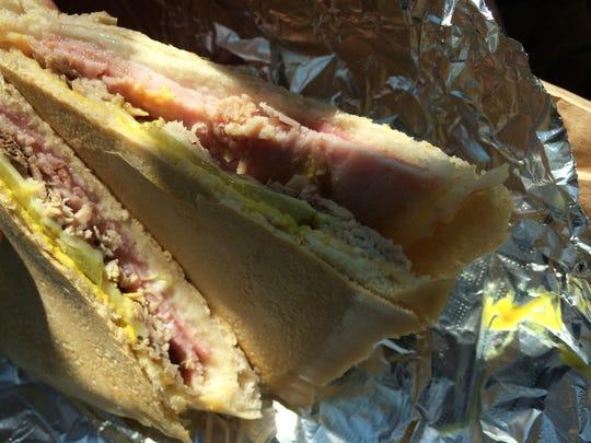 Martha's Cuban Cafe makes Cuban sandwiches in San Carlos Park.