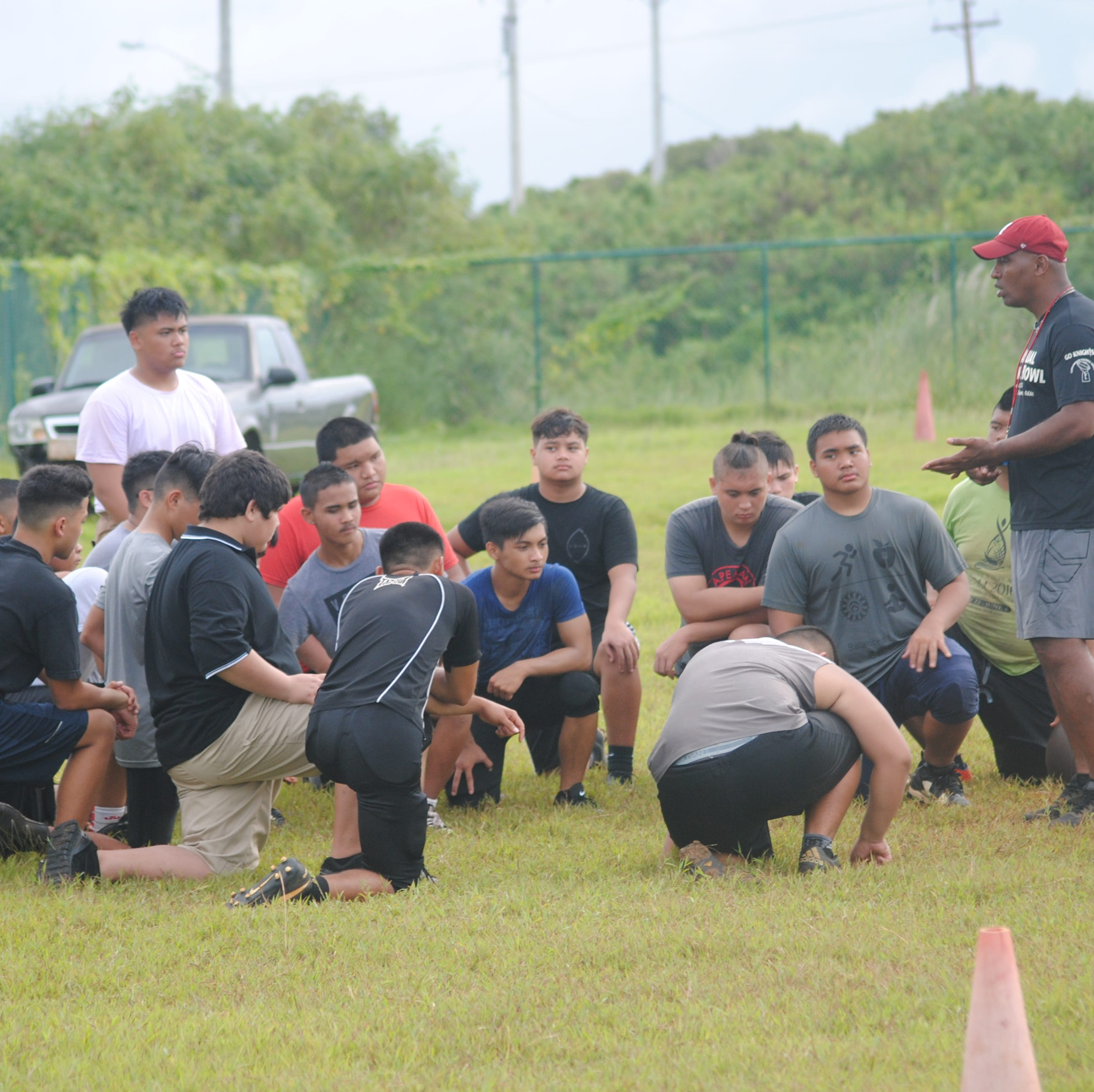 Tiyan Titans conditioned, ready to succeed
