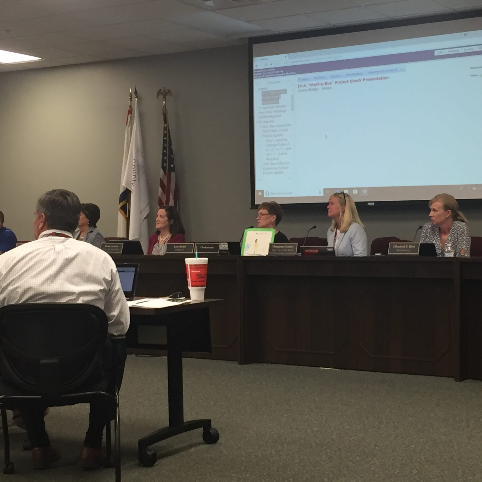 Henderson school board OKs tax hike on split vote