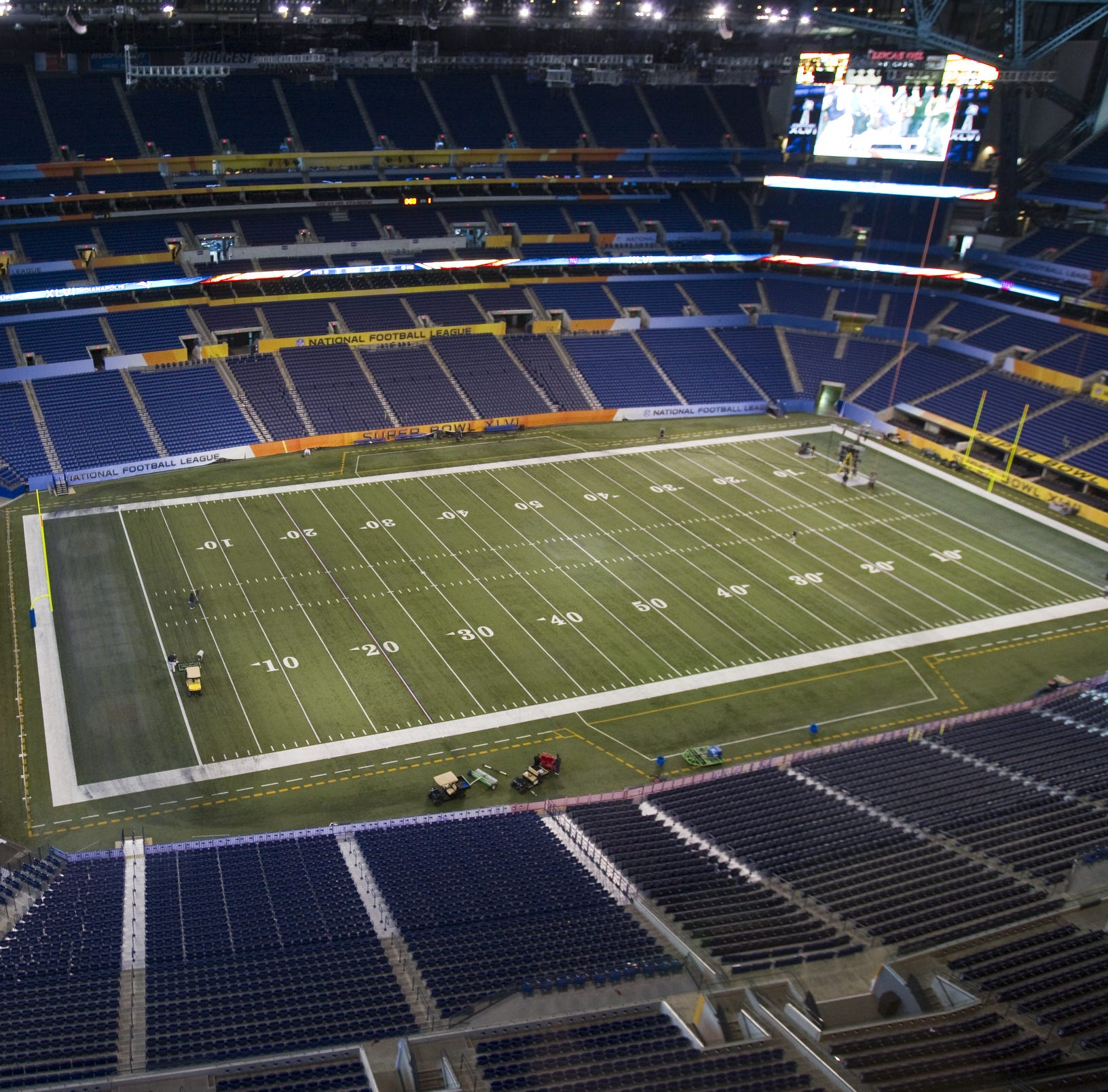 Making Indianapolis a sports technology hub is goal of politicians, team executives