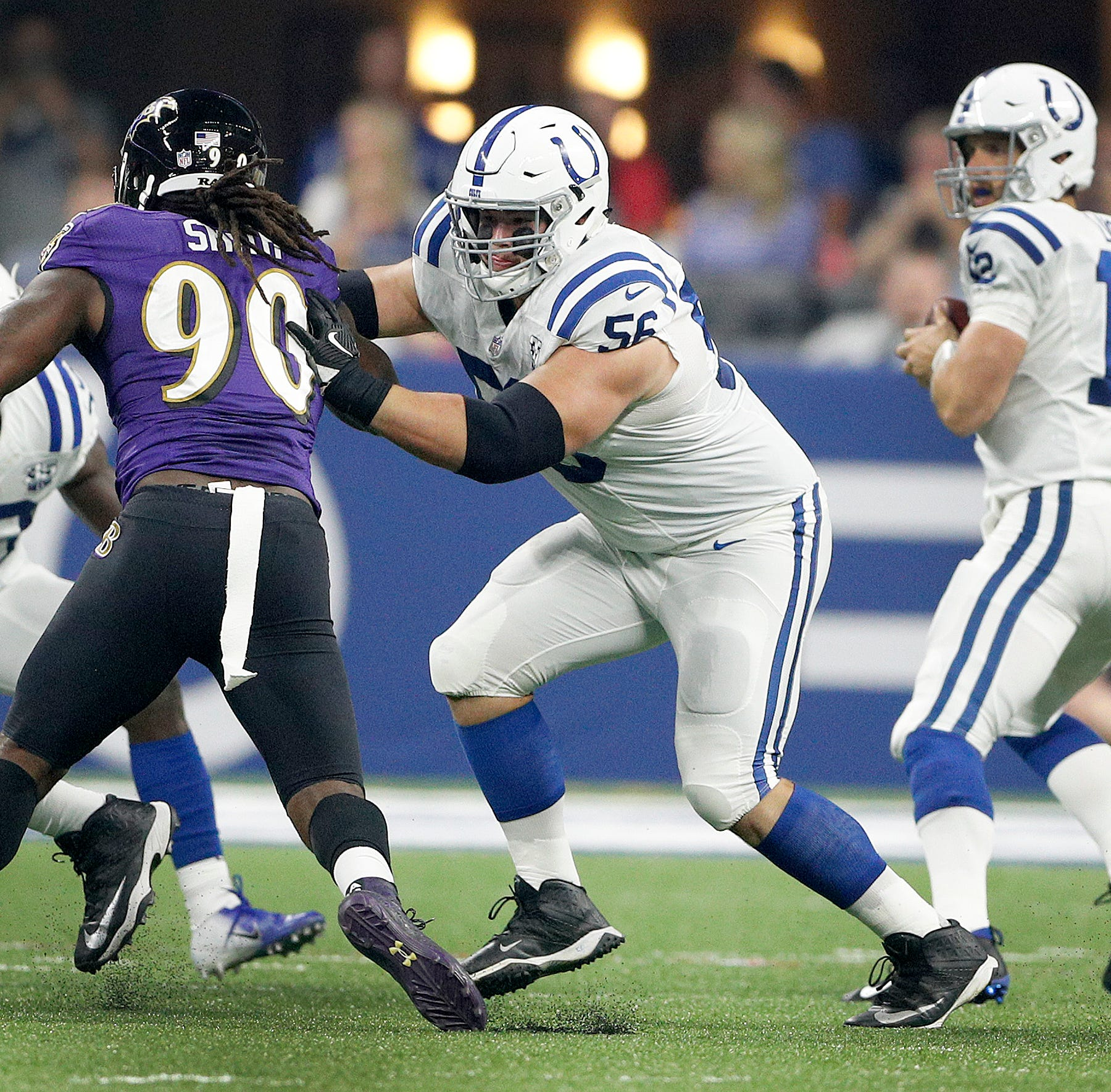 Insider: Colts, Andrew Luck sloppy in preseason loss to Ravens