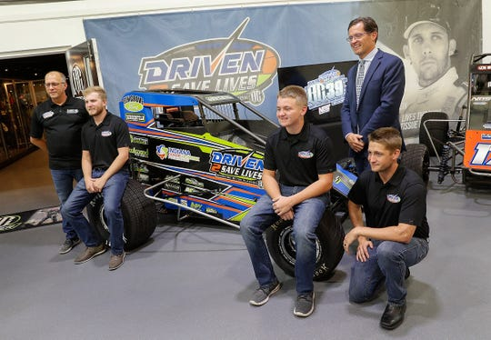 Drivers talk about the inaugural Driven2SaveLives BC39
