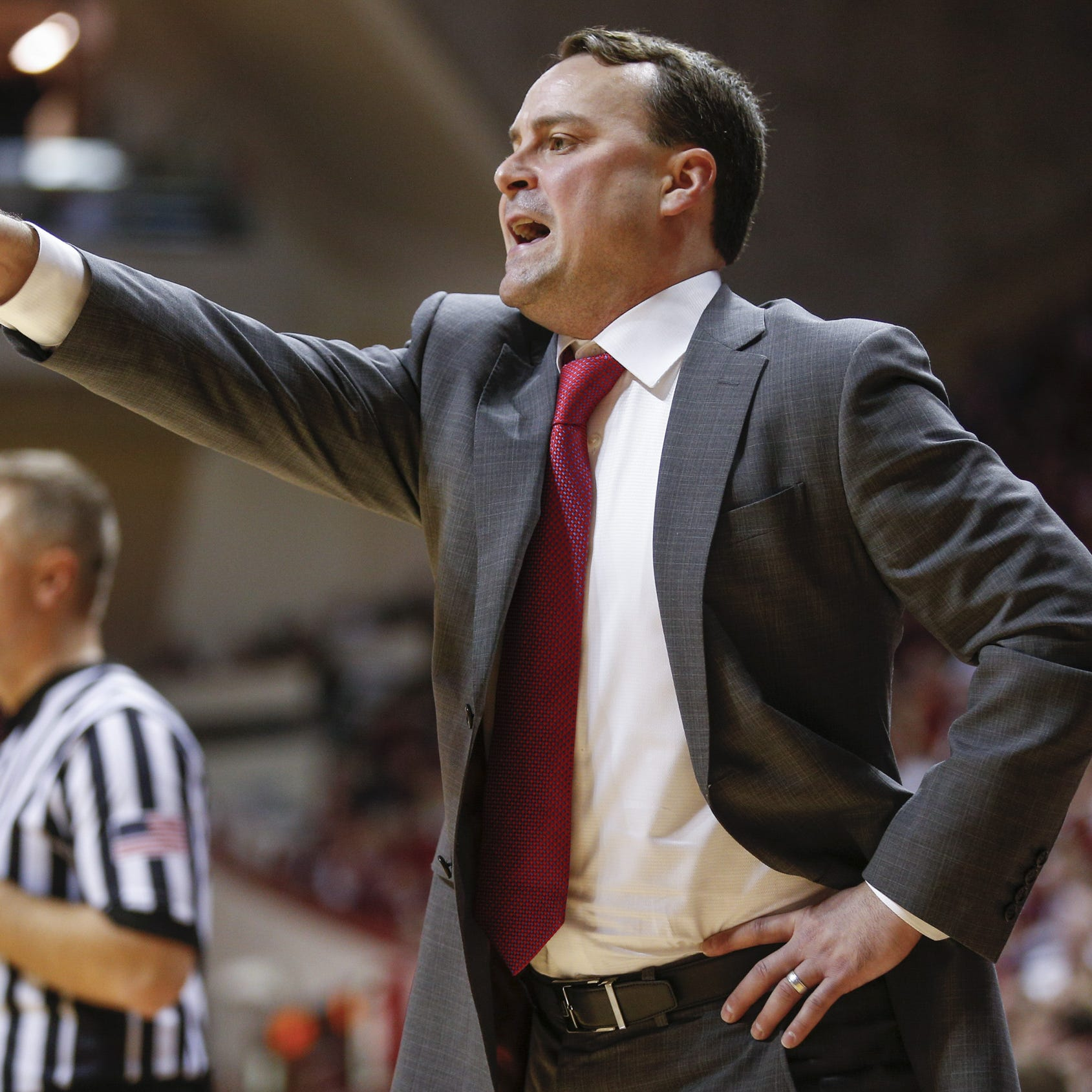 Archie Miller begins his second season in charge at IU with a home exhibition game against Southern Indiana.