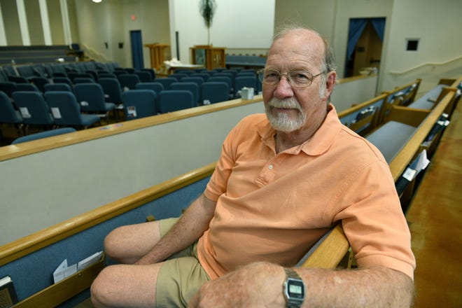 Terry Uselton was one of the people who tackled the shooter a decade ago at the Tennessee Valley Unitarian Universalist Church in Knoxville.
