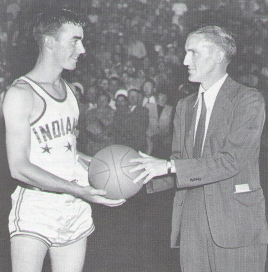 Rossville graduate, Hall of Fame basketball coach Phil Buck dies at 90