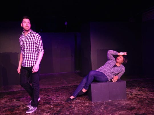 Silverbacks Improv presents The '90s this weekend.
