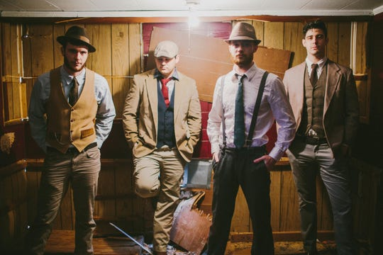 The Rayo Brothers will perform Friday at Blue Moon Saloon.
