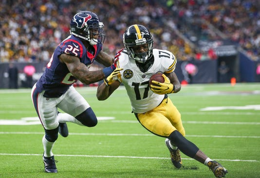 Nfl Pittsburgh Steelers At Houston Texans