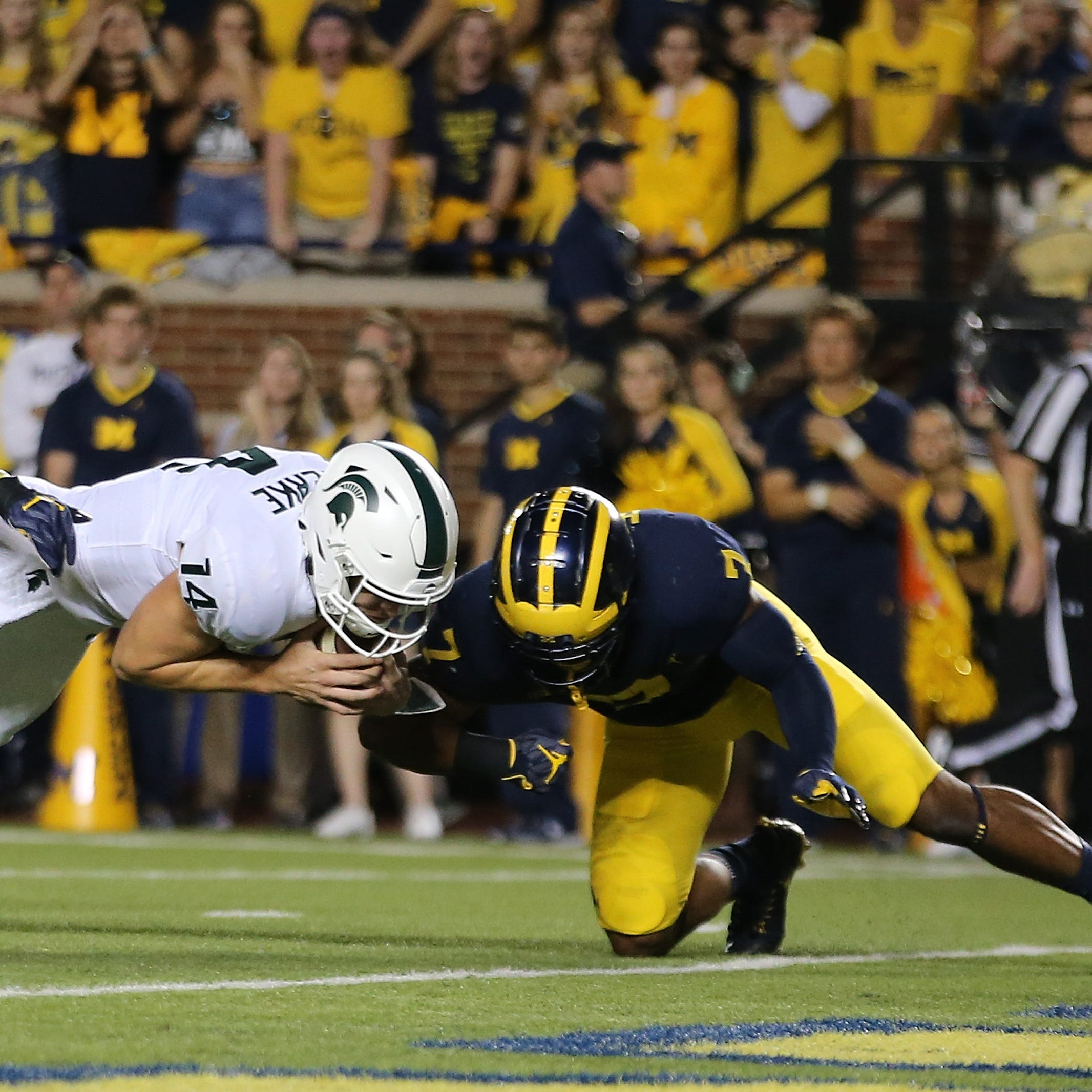Couch chat replay: How MSU football beats Michigan and a debate on Nick Ward's minutes