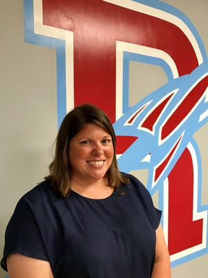 Jessica Parthemore is the new athletic director and assistant principal at Ridgedale High School. She replaces Greg Rossman who held the job for a decade before becoming the high school principal earlier this summer.