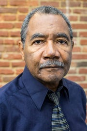 Calvin Taylor, a founding member of The Invaders, Memphis' grassroots civil rights group from the 1960s.