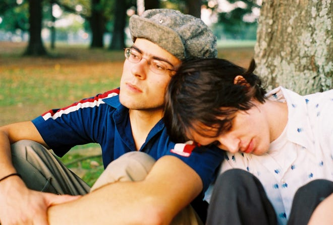 """Joshua Peter Laurenzi, left, and Paul Foster star in Morgan Jon Fox's Memphis-made coming-out/coming-of-age story, """"Blue Citrus Hearts."""""""