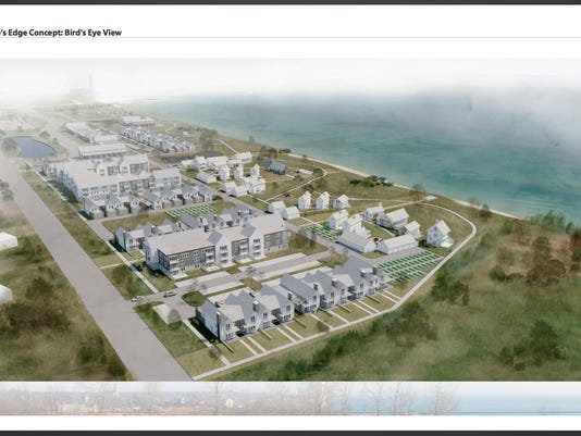 The Prairie's Edge planned development site, overlooking Lake Michigan in Port Washington, has been sold.