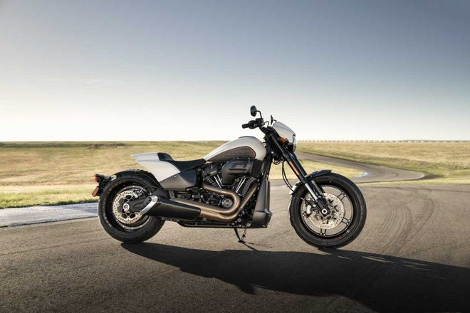 For model-year 2019, Harley-Davidson has launched the FXDR 114
