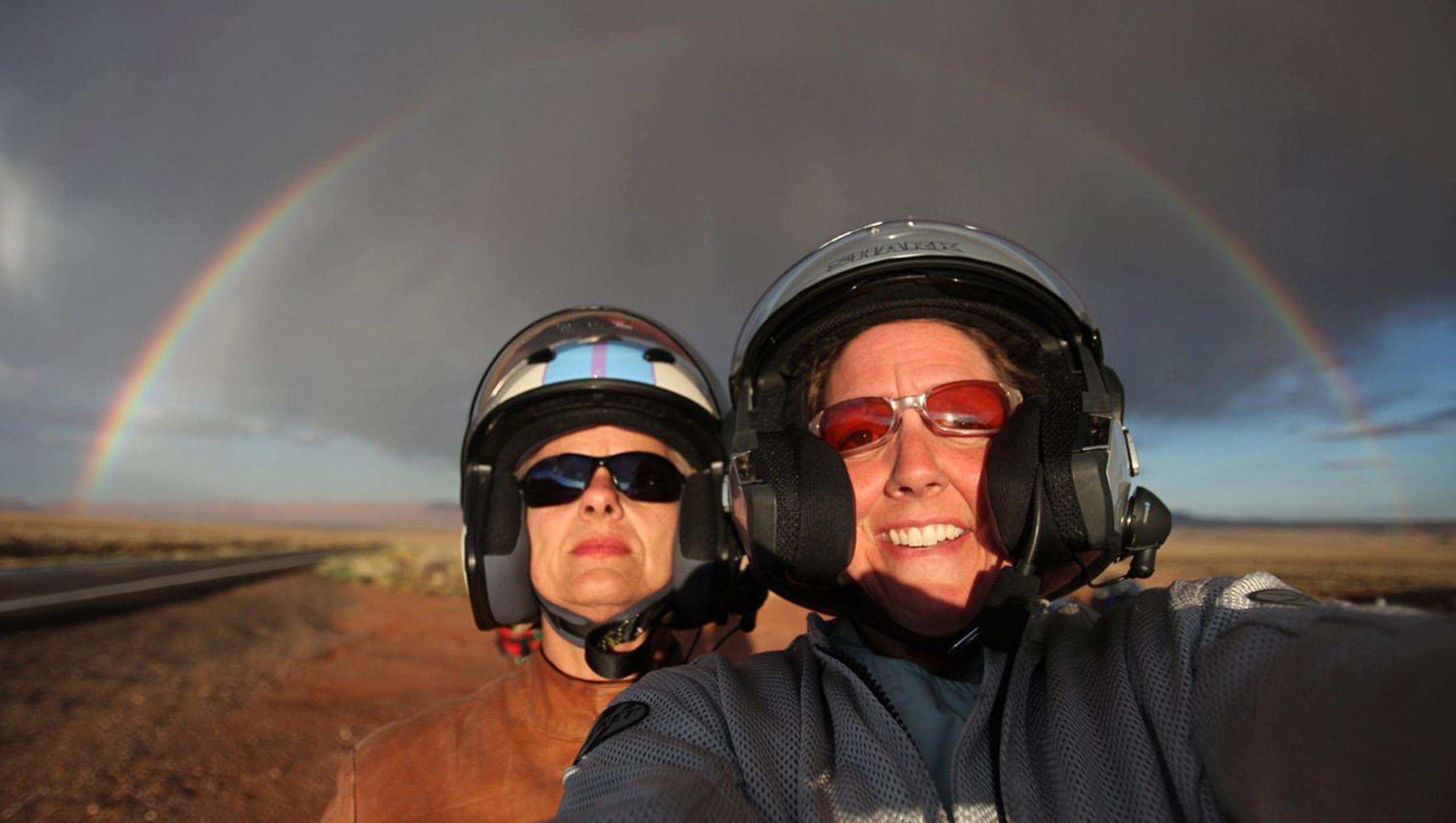 Harley Rides Home from around US to celebrate anniversary