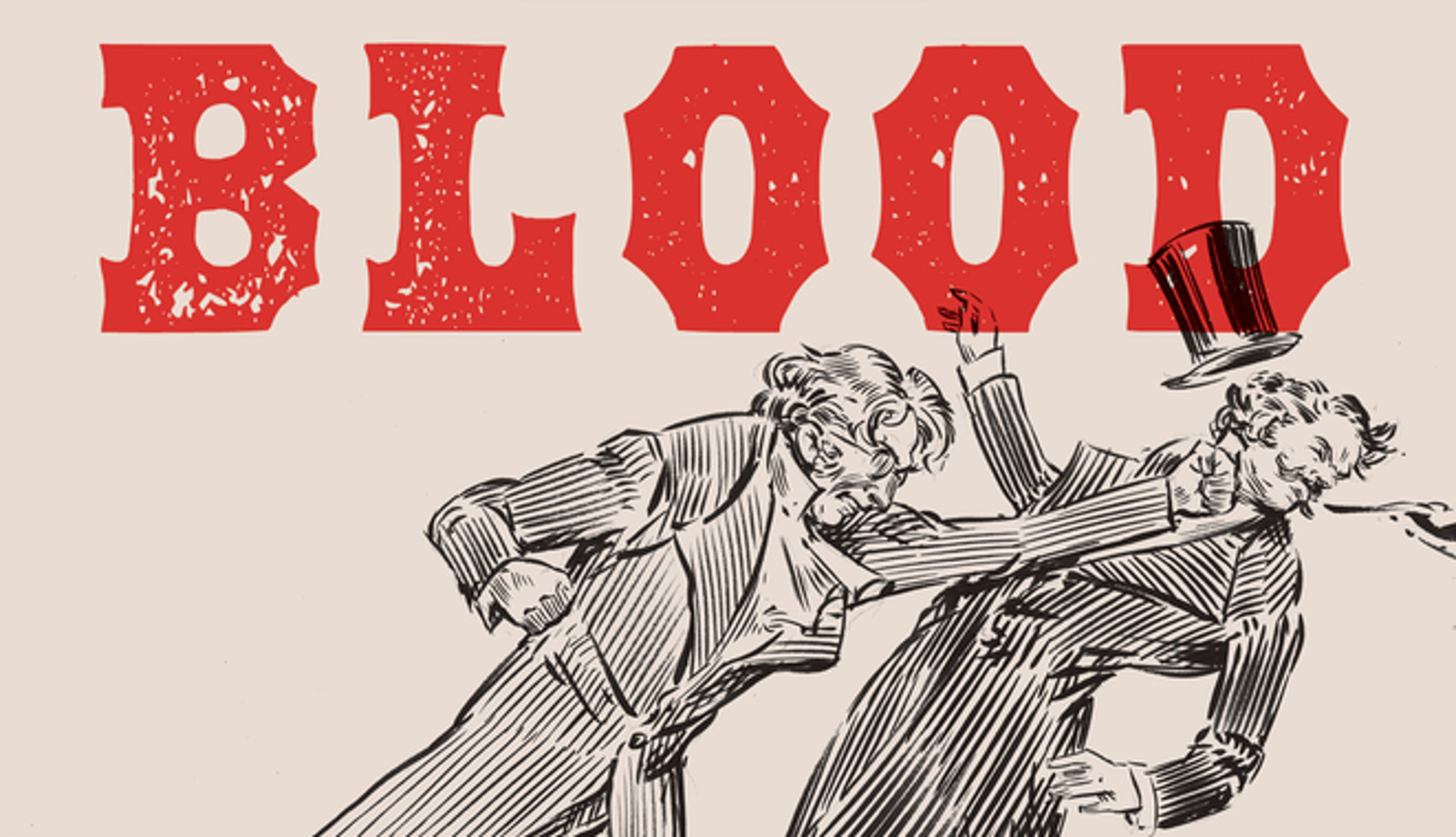 The Field of Blood' recounts Congressional violence and dueling