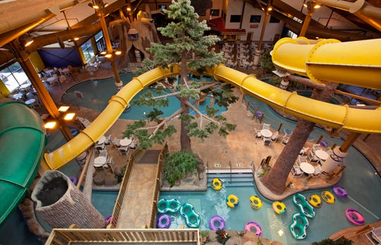 The Timber Ridge Lodge in Lake Geneva is the perfect home base for a family weekend getaway.