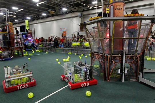 Maker Faire Milwaukee runs Sept. 28-30 at the State Fair Park Exposition Center in West Allis.