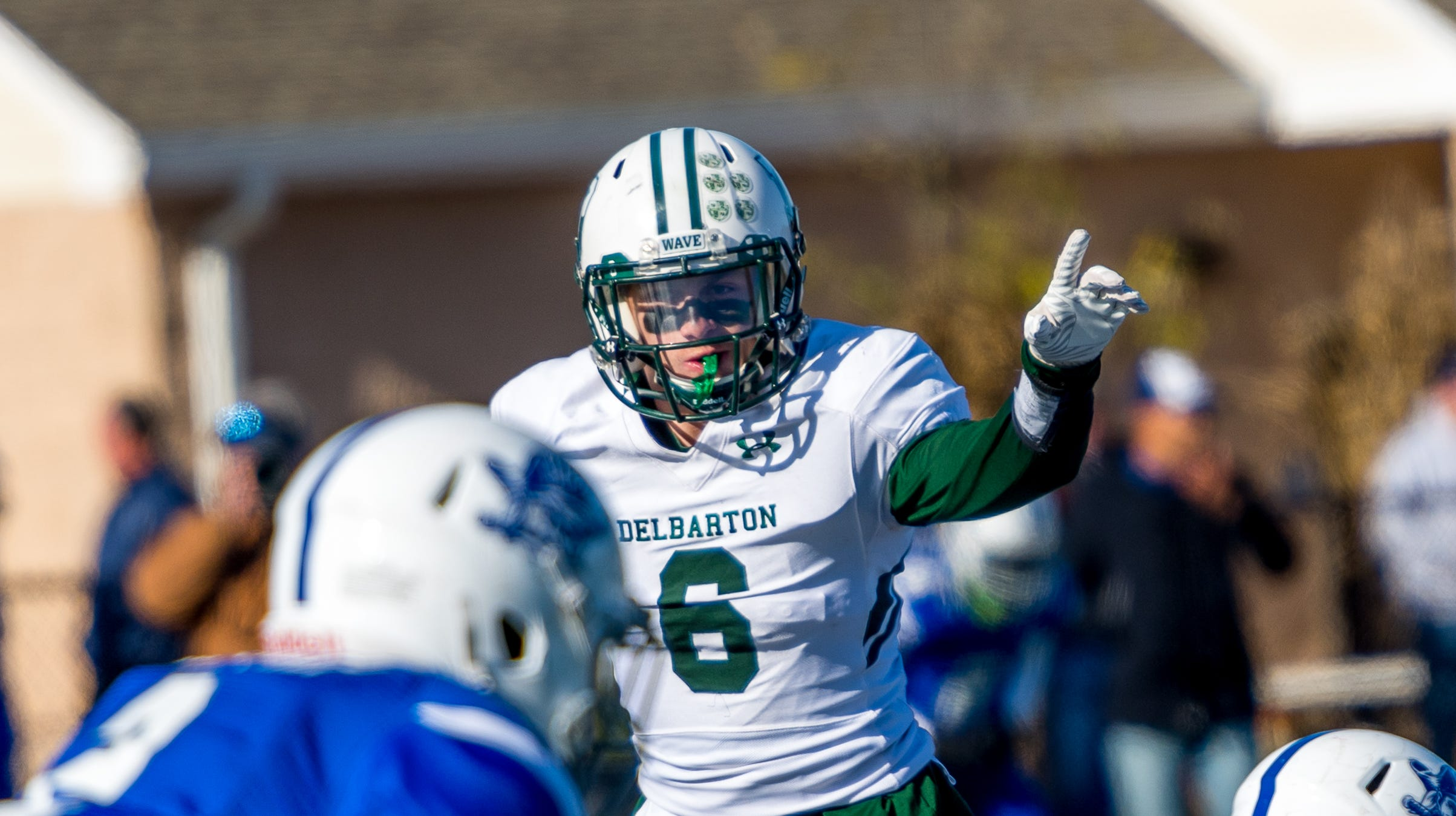 Delbarton Senior Michael Jarmolowich Hopes To Earn Fbs Football Spot