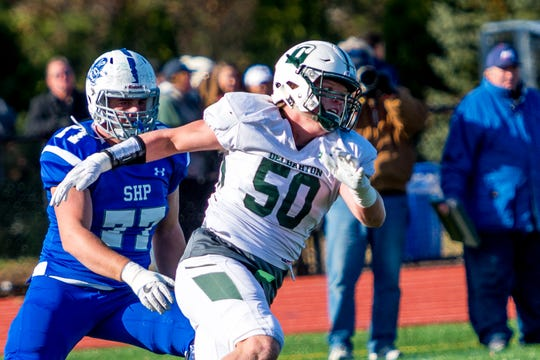 Delbarton defensive end Will Smart has verbally committed to Wake Forest.