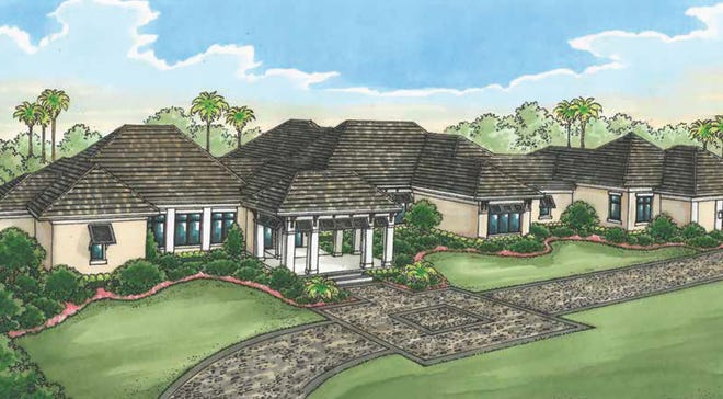 Diamond Custom Homes has begun construction of its Ladera model in Quail West.