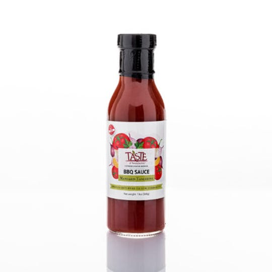 Taste of Immokalee's mandarin tangerine barbecue sauce