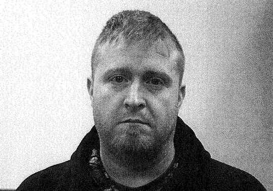 Mark Henderson is one of five people being sought by Licking County Adult Probation and Licking County Municipal Court.