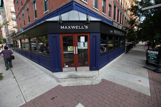 After approximately 35 years, Maxwell's Bar and Grill in Hoboken will have its last show on Wednesday.  There second to last night featured Lee Ranaldo and The Dust.  The drummer for the band is Ranaldo's former Sonic Youth band mate, Steve Shelley who has also been a co-owner of Maxwell's for the past 15 years. Tuesday, July 30, 2013.