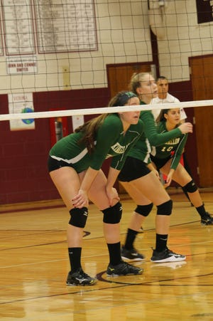 The Kinnelon girls' volleyball team reached the Group 1 state semifinals last fall for the first time in three years. The Colts boast a strong junior class this fall despite losing a handful of starters to graduation.