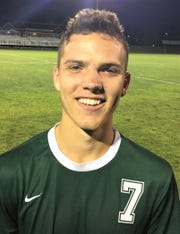 Novi senior captain Eric Schulte nearly scored for the Wildcats.