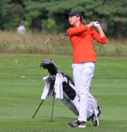 Northville sophomore Nicole Whatley shot a school-record 5-under 67 to win the Sentech Services Invitational at Kensington Metropark.