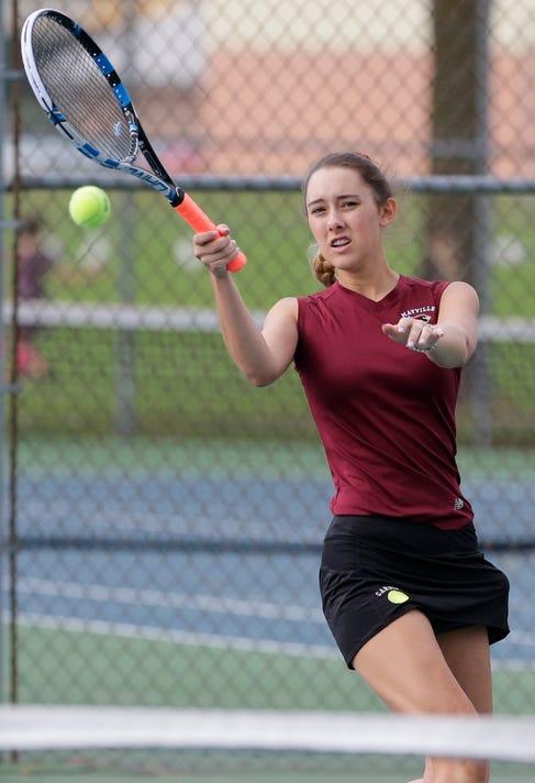 Osh Lourdes Girls V Mayville Tennis 082118 Js 0537b