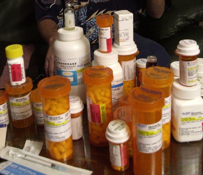 Stock photos of pills/medication