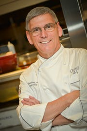 Chef Siegfried Hohaus of Ocean 44 in Scottsdale.